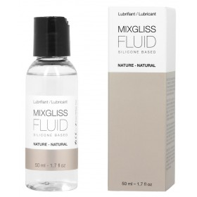 Lubrifiant Mixgliss Fluid Silicone Nature - 50 ml