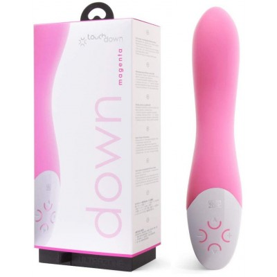 Vibromasseur Rechargeable Touch Down Magenta