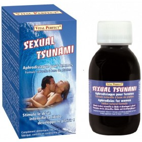 Stimulant Sexual Tsunami - 100 ml DISPO 12-2015