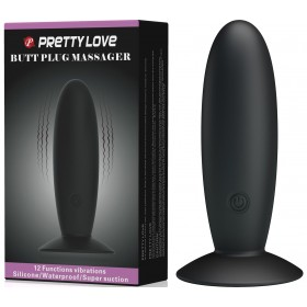 Plug Anal Rechargeable Pretty Love