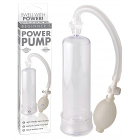 Developpeur Beginner's Power Pump Transparent